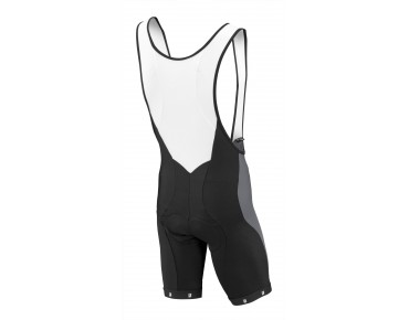 ROSE TOP bib shorts black/titanium