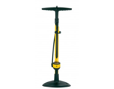 Topeak JoeBlow Sport II floor pump yellow