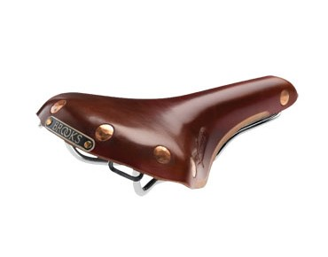 Brooks Swift saddle antique-brown