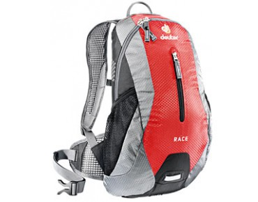 deuter backpack Race fire/silver