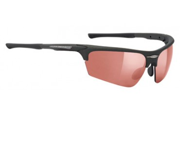 RUDY PROJECT NOYZ IMPACTX Sportbrille matte black/photochromic red