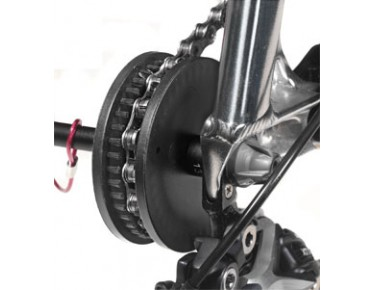 Xtreme PRO DUO transport axle