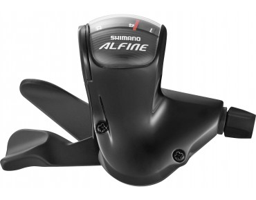 SHIMANO Alfine SL-S503 Rapidfire Plus shift lever black