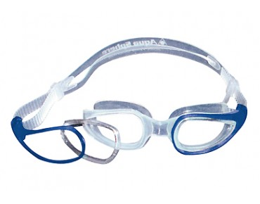 Aqua Sphere Eagle goggles blue/clear lens