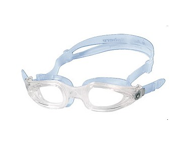 Aqua Sphere Eagle goggles transparent/clear mirror