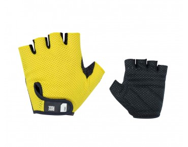 ROSE MESH Handschuhe yellow/black