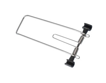 Racktime Clamp-it spring clamp stainless steel