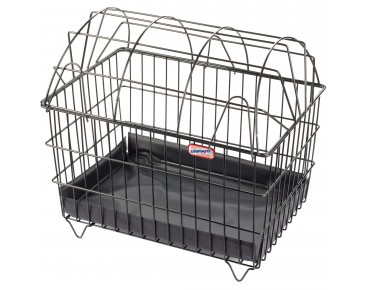 Zinsmayer dog basket schwarz