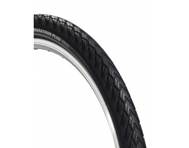 Schwalbe MARATHON PLUS TOUR Performance Line band HS404, draadband zwart