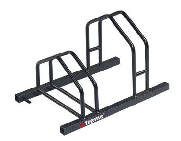 Xtreme bike stand ground erection black