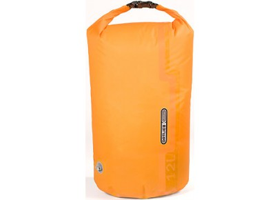 ORTLIEB compression pack sack with valve orange