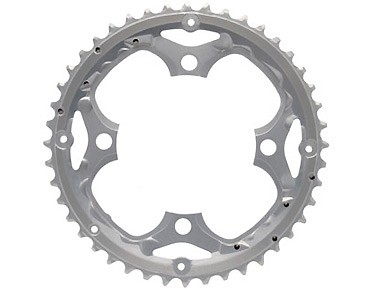 SHIMANO LX FC-T661 chainring silber