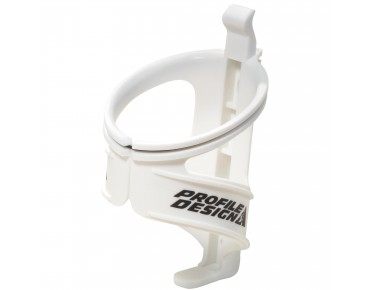 Profile Kage bottle cage weiß
