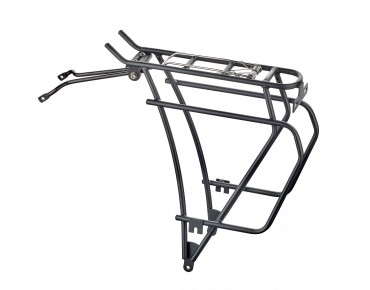 Xtreme Grand Tour CroMo pannier rack black