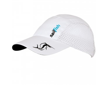 sailfish RUNNING cap white
