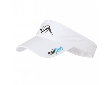 sailfish RUNNING visor white