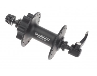 SHIMANO Deore HB-M525-A Disc front wheel hub black