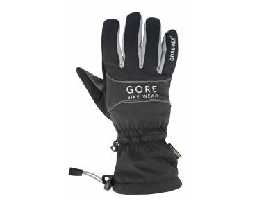 GORE BIKE WEAR CROSS GORE-TEX - guanti invernali black