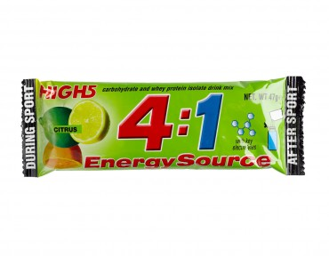 High5 EnergySource 4:1 drink powder single-portion sachet citrus