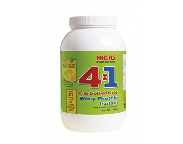 High5 EnergySource 4:1 drink powder citrus