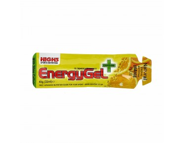 High5 EnergyGel Orange + Caffeine
