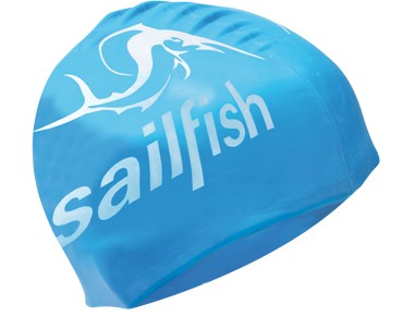 sailfish Silikon Cap swimming cap blau