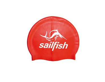 sailfish Silikon Cap swimming cap red