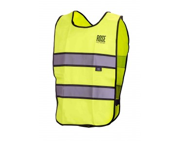 ROSE reflective vest CLASSIC day-glo yellow