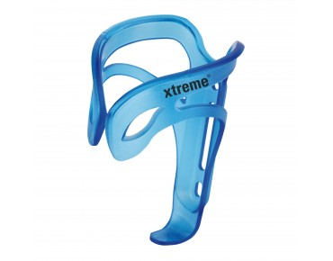 Xtreme Comp FH4 bottle cage blue/transp.