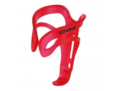Xtreme Comp FH4 bottle cage red/transp.