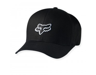 FOX LEGACY FLEXFIT cap black/white