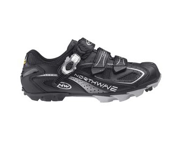 NORTHWAVE MTB-Schuhe REBEL S.B.S. black