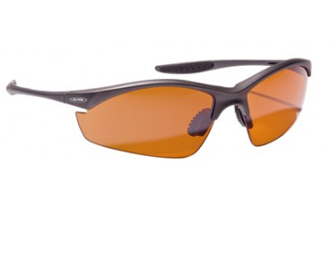ALPINA TRI EFFECT sports glasses tin/orange mirror