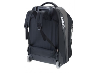 evoc TERMINAL BAG 40L + 20L Reisetrolley black