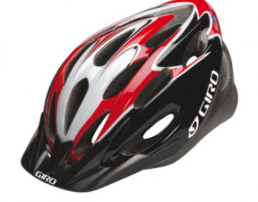 GIRO Sporthelm INDICATOR red/black