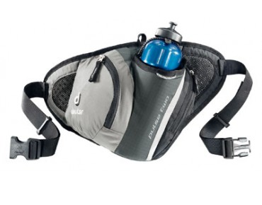 deuter PULSE TWO hip bag granite/black
