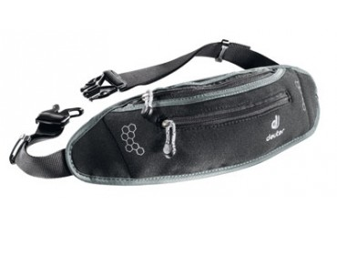 deuter NEO BELT I - marsupio black/granite