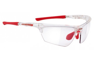 RUDY PROJECT NOYZ IMPACTX Sportbrille crystal/photochromic clear