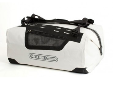 ORTLIEB DUFFLE expedition and travel bag white/black