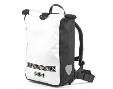 ORTLIEB messenger bag white/black