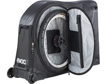 evoc BIKE TRAVEL BAG flight bag black