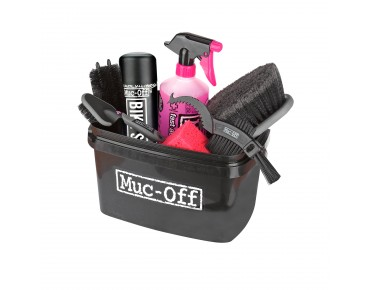 Muc-Off 8 en 1 Bicycle Cleaning Kit kit nettoyants
