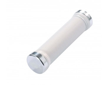 Spank Lock On Grip grips white