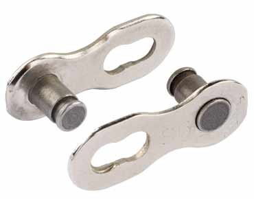 KMC CL-566R master links silver
