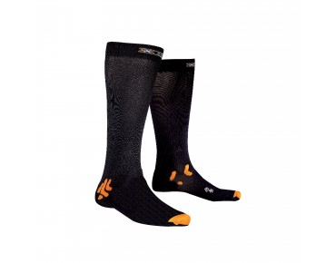 X SOCKS BIKE ENERGIZER compression socks black