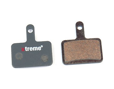 Xtreme disc brake pads for Shimano