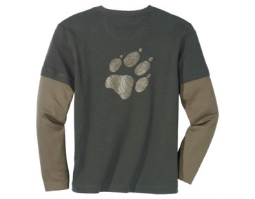 Jack Wolfskin PAW LONGSLEEVE MEN shadow black