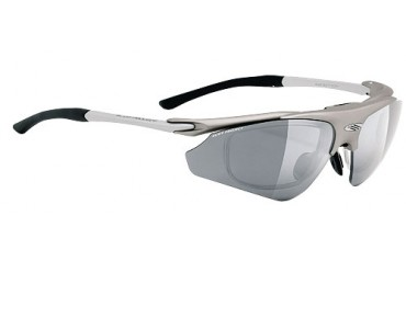 RUDY PROJECT EXCEPTION flip-up glasses titanium/smoke