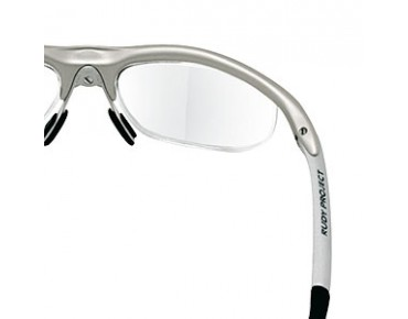 RUDY PROJECT EXCEPTION flip up Brille titanium/smoke