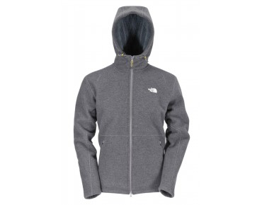 THE NORTH FACE Sweatjacke ZERMATT heather grey